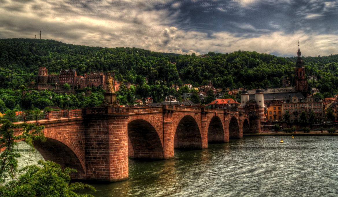 Heidelberg Ucuz Uçak Bileti Ucakbileticomtr