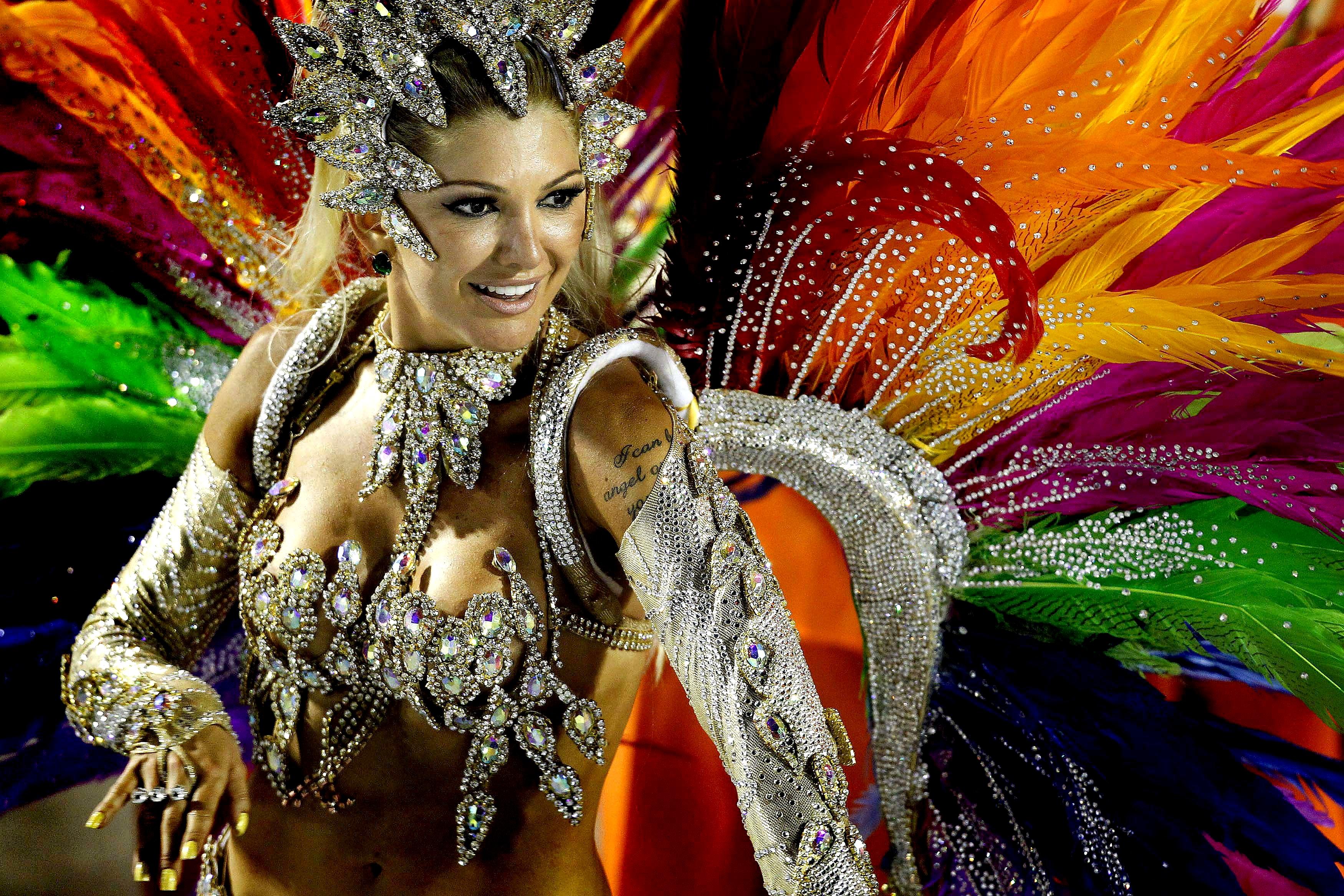 Фото девушек с карнавала в бразилии 2 фотография
