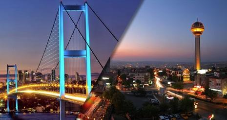 İstanbul - Ankara Uçak Bileti